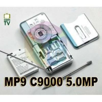 MP9 mp8 mp7 C9000 3.0 inch, TV , Dual SIM/CAM 5.0