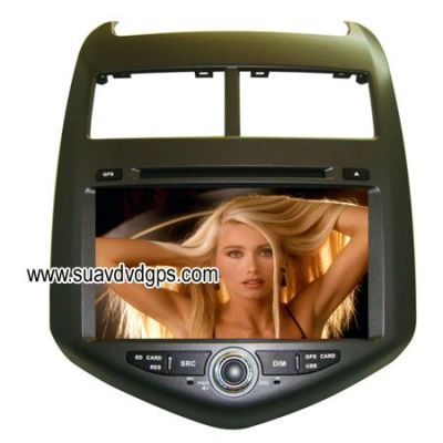 Chevrolet Sonic AVEO radio Car DVD player,bluetooth,TV,GPS navigate CAV-8070SC