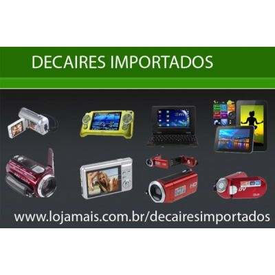 Decaires Importados - Tablets, GPS, Games, Netbooks