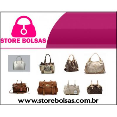 Bolsas Importadas - Louis Vuitton, Prada, Mulberry, Gucci, Dior, Juicy Couture, Chanel, etc