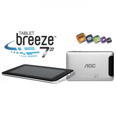 Tablet AOC Breeze LCD 7 8Gb MultTouch 1 Cam MW0711BR