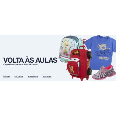 Volta as aulas - Mochilas, Carrinhos - Moda Infantil