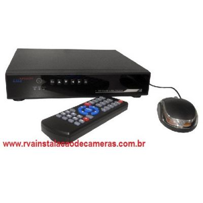 DVR Stand Alone Intelbras 16 canais 480