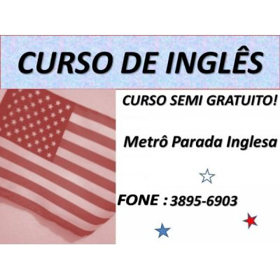 CURSO SEMI GRATIS DE INGLES SP