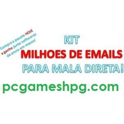 Software ou programa para enviar emails marketing. Enviar e-mail
