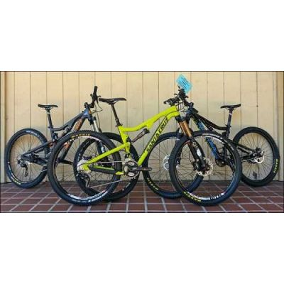 2014 Santa Cruz Blur TR SPX tr Bike for sell.