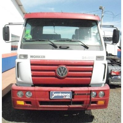 VW 24.220 EuroWorker - chassi - 2011/11