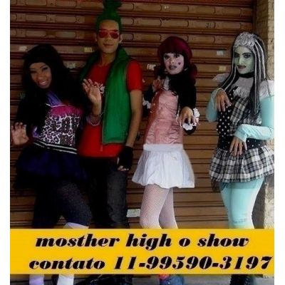 mosther high o musical contato 11-9 9590-3197