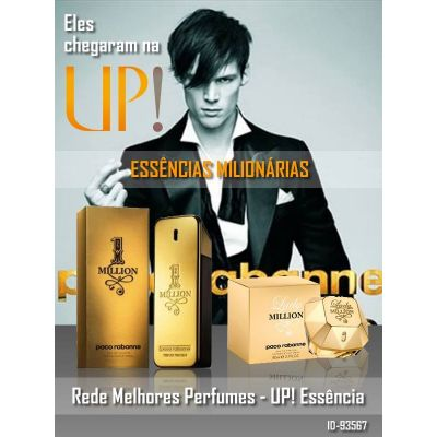 Use perfumes UP ESSENCIA