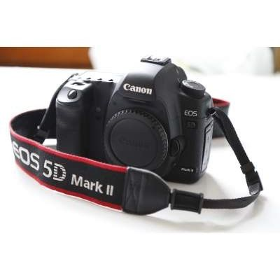 eos 5d mark II (canon)