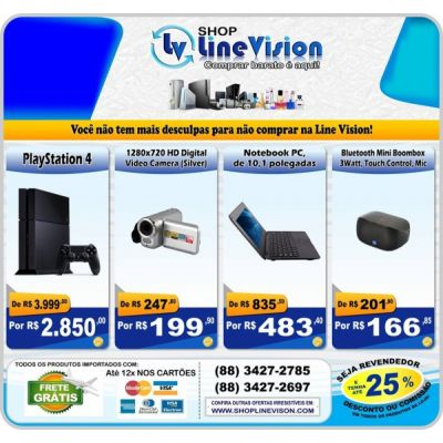 linevision 100 %