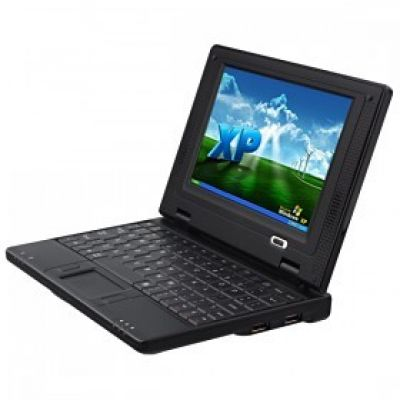 Notebook PC - 7 inch LCD - XBurst 266 MHz Processor - 128MB Memory - 2GB Storage- -MADE IN CHINA.