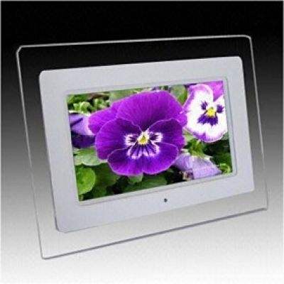 7inch LCD Digital Photo Frame Controle de Controle / Painel Remoto com Vídeo-MADE IN CHINA.