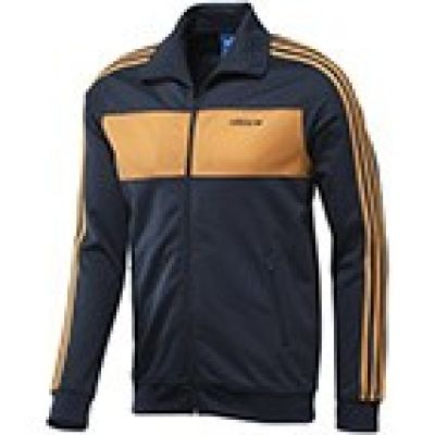 Beckenbauer Track Top Uomo -MADE IN ITALIA.