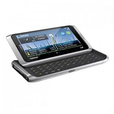 Nokia E7 3G WIFI 8MP 4,0'' Telefone Unlock AMOLED 16GB com slide-out teclado QWERTY completo -MADE I