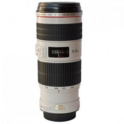 Canon EF 70-200mm f/4.0L IS USM Telefoto Zoom Lens -MADE IN CHINA.