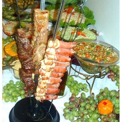 BUFFET DE CHURRASCO