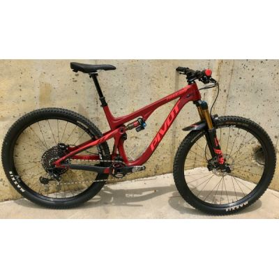 2019 Large Pivot Trail 429 Demo Professionally Maintained SRAM GX Build