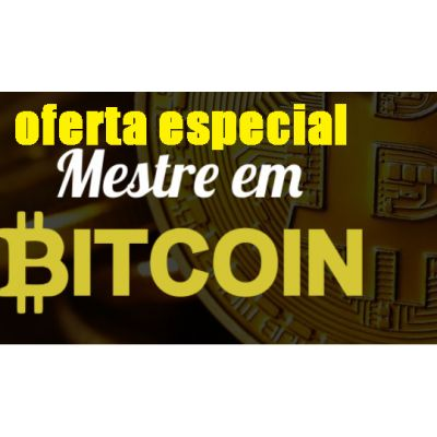 Mestre em Bitcoin - Black Friday 2019