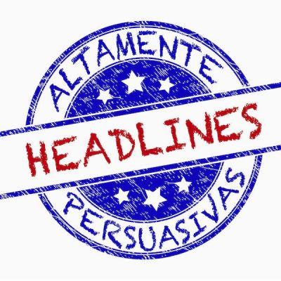 Headlines Altamente Persuasivas - BLACK FRIDAY 2019