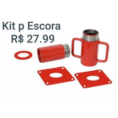 Kit p Escora Metálica  47988121181