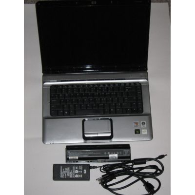 Notebook HP Pavilion dv6000 com VIDEO DEDICADO!!