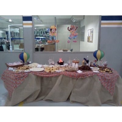 BUFFET DE FESTA JUNINA