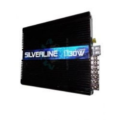 AMPLIFICADOR SILVERLINE MD 680 3 CANAIS