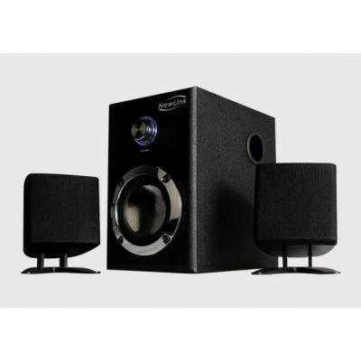 Subwoofer 2.1 Power Song 16W New Link